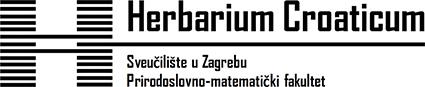 Herbarium Croaticum Logo